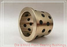 Bunting Bearings, LLC M3550BU Die & Mold Plain-Bearing Bushings