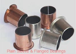 Bunting Bearings, LLC EP141816 Plain Sleeve & Flanged Bearings