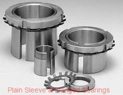 Bunting Bearings, LLC EP162032 Plain Sleeve & Flanged Bearings