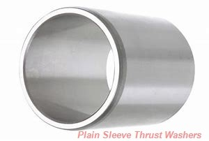 Bunting Bearings, LLC EW061202 Plain Sleeve Thrust Washers