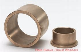 Bunting Bearings, LLC EW162402 Plain Sleeve Thrust Washers