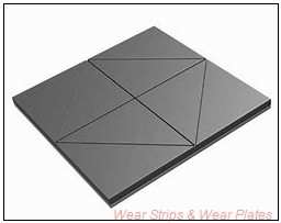 System Plast VG-JL081-125-NS-100 Wear Strips & Wear Plates