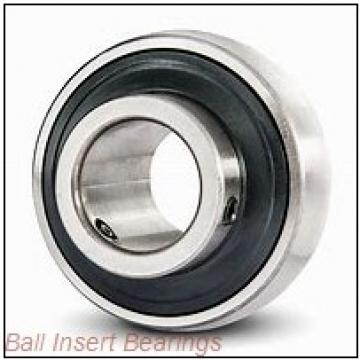 Sealmaster 2-14D Ball Insert Bearings
