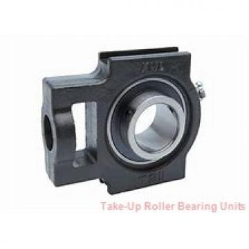 Dodge WSTUE208R Take-Up Roller Bearing Units