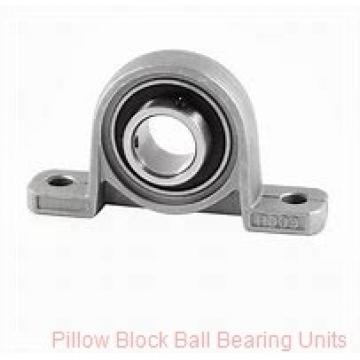 45 mm x 95.3 mm x 1-15/16 in  Dodge TBSC45M Pillow Block Ball Bearing Units
