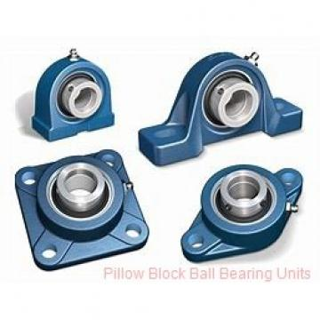 1.2500 in x 4-1/4 to 5 in x 1-1/2 in  Dodge P2BSC104S Pillow Block Ball Bearing Units