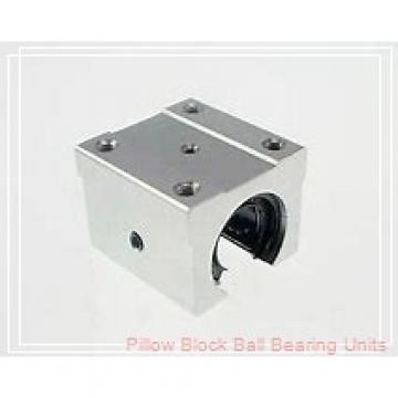 20 mm x 85.9 to 106.4 mm x 1-7/32 in  Dodge P2BSC20M Pillow Block Ball Bearing Units