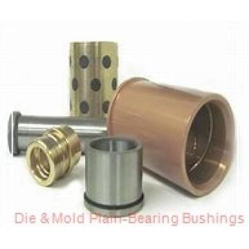 Bunting Bearings, LLC 32BU24 Die & Mold Plain-Bearing Bushings