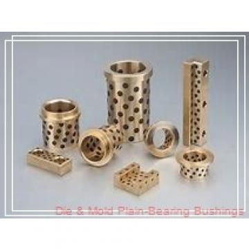 Bunting Bearings, LLC M0808BU Die & Mold Plain-Bearing Bushings
