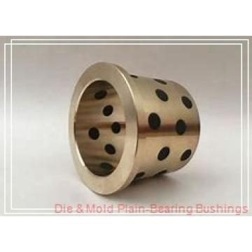 Bunting Bearings, LLC 05BU06 Die & Mold Plain-Bearing Bushings