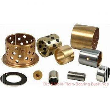 Bunting Bearings, LLC M3040BU Die & Mold Plain-Bearing Bushings