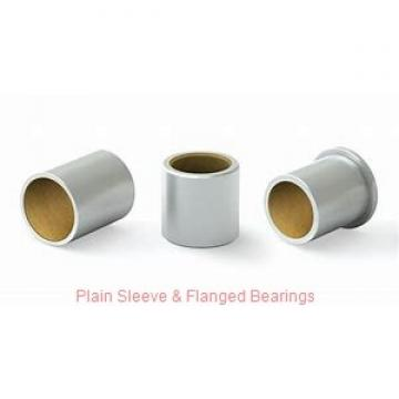 Bunting Bearings, LLC EP040616 Plain Sleeve & Flanged Bearings