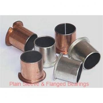 Bunting Bearings, LLC EF162012 Plain Sleeve & Flanged Bearings