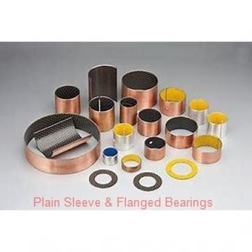 Bunting Bearings, LLC EP081220 Plain Sleeve & Flanged Bearings