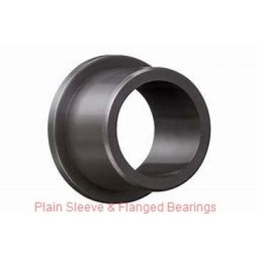 Bunting Bearings, LLC EP121612 Plain Sleeve & Flanged Bearings