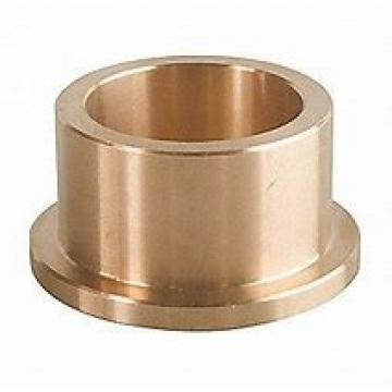 Bunting Bearings, LLC EP162016 Plain Sleeve & Flanged Bearings