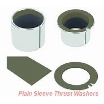 Bunting Bearings, LLC EW203202 Plain Sleeve Thrust Washers