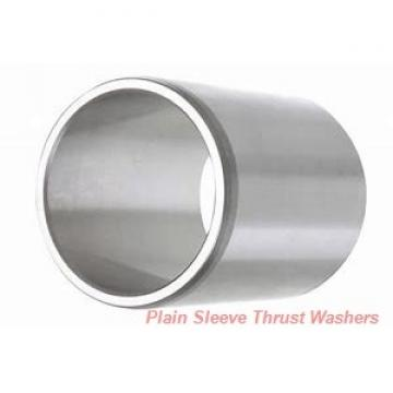 Bunting Bearings, LLC EW122002 Plain Sleeve Thrust Washers