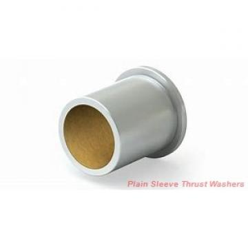 Bunting Bearings, LLC TT504 Plain Sleeve Thrust Washers