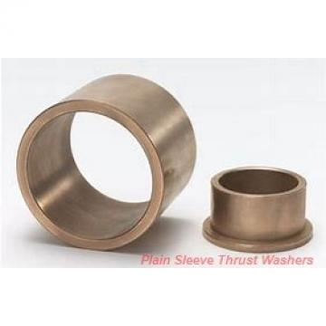 Bunting Bearings, LLC TT150201 Plain Sleeve Thrust Washers