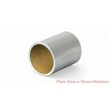 Bunting Bearings, LLC EW122001 Plain Sleeve Thrust Washers