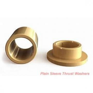 Bunting Bearings, LLC EW101602 Plain Sleeve Thrust Washers