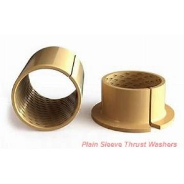 Bunting Bearings, LLC TT170901 Plain Sleeve Thrust Washers