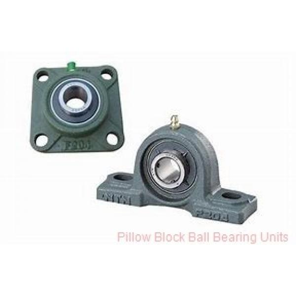 1.0000 in x 4-1/4 to 5 in x 1.34 in  Dodge P2BSCM100 Pillow Block Ball Bearing Units #2 image